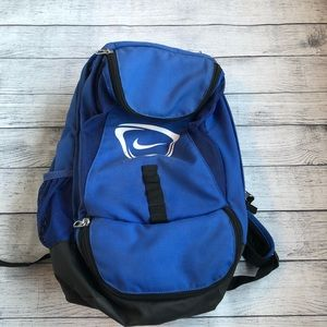 Nike Brasilla Team Backpack Medium in Royal Blue